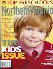Northern Virginia Magazine 2008